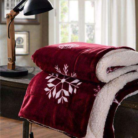 Throw Plush Large All Season Blanket