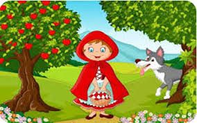 Resultado De Imagen Para Cuento Caperucita Roja Para Imprimir Cuento De Caperucita Imagenes De Caperucita Roja Caperucita Roja Cuento Infantil