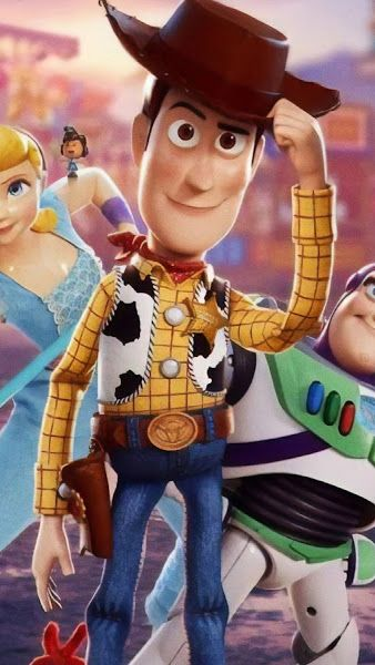 Toy Story 4 Characters 4k3840x2160 Wallpaper Toy Story