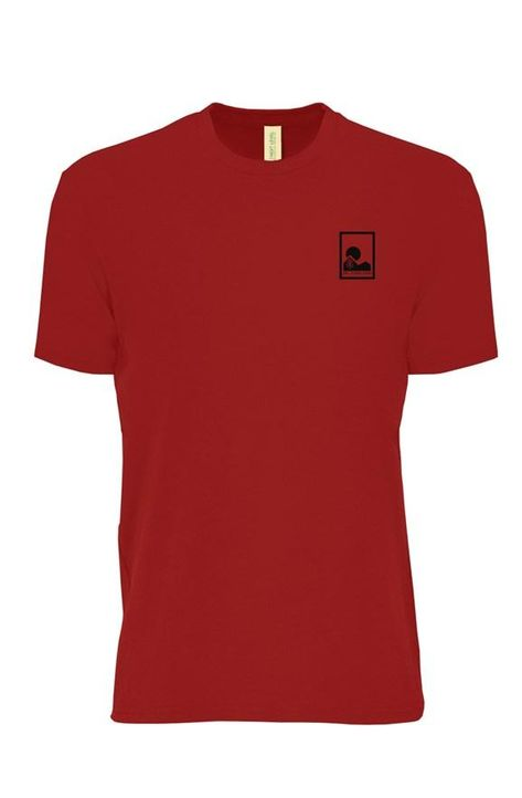 Eco T-Shirt - Large / Garnet