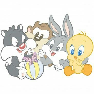 Pin By Nani On Looney Tunes Baby Looney Tunes Disney Character Drawings Looney Tunes Wallpaper