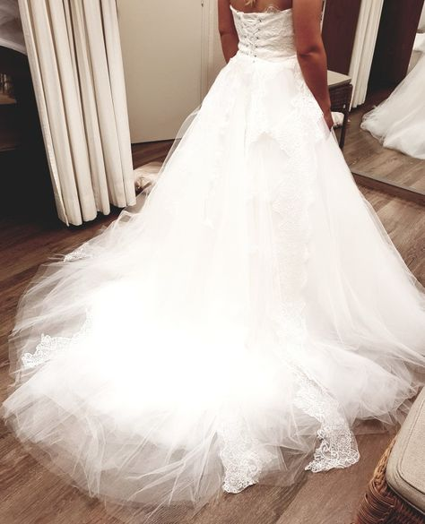 Ma robe de mariée de la marque \