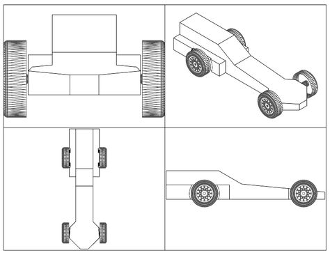 Pinewood Derby Templates Printable currently working on Cub - pinewood derby template