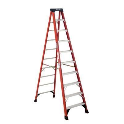 Werner 2 Story Built In Fire Escape Ladder Esc220 Step Ladders Ladder Fire Escape Ladder