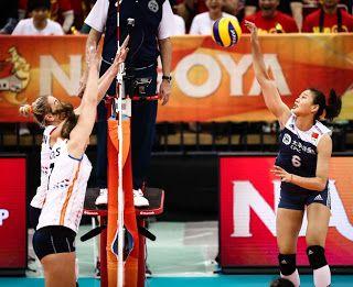 Mundial De Volei Tera Servia X Holanda E China X Italia Nas Semifinais Volei Volei Feminino Esportes
