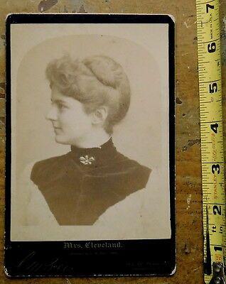 Ebay Ad Url Rare Sepia Cabinet Card 1886 Carte De Visit