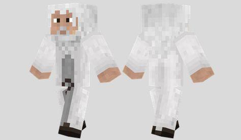Gandalf Skin para Minecraft