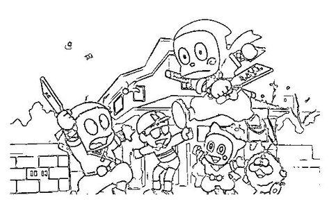 Ninja Hattori Drawing Pokemon Coloring Pages Santa Coloring Pages Coloring Pages