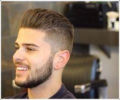Neuer Herren Haarschnitt Männerfrisuren2018 Undercut