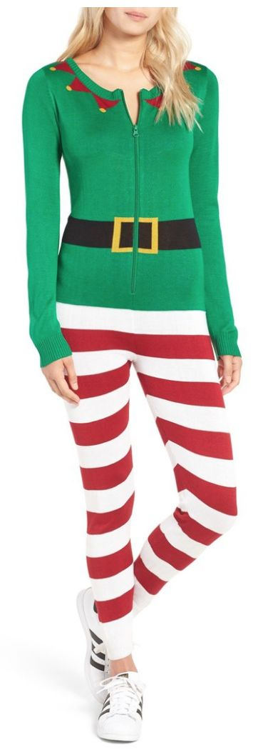 Women's Love By Design Christmas One-Piece Pajamas