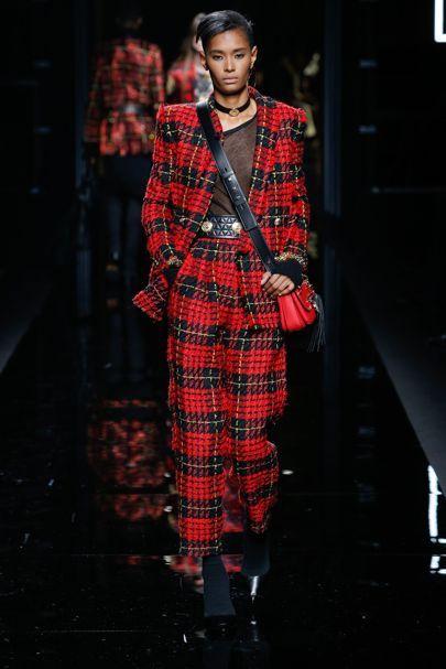 Balmain Autumn/Winter 2017 Menswear Collection | British Vogue