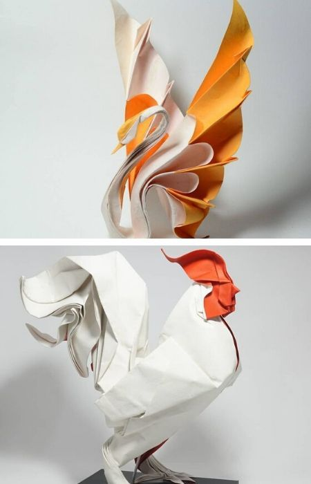 PDF] Composite Rigid-Foldable Curved Origami Structure | Semantic ... | 700x450