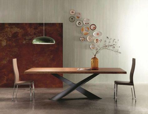 Table à Manger Design Pour Un Intérieur Moderne Table Salle à