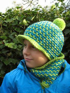 Häkelanleitung Für Mütze Tokio Crochet And Knit Pinterest