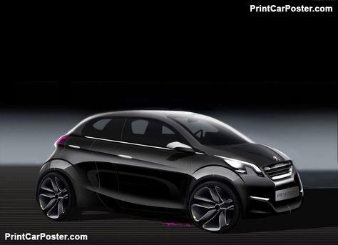 Peugeot 108 2015 Poster