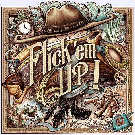 Flick'em Up: jeu de société chez Jeux de NIM