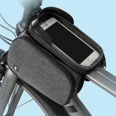 Sahoo 122007 Bicycle Top Tube Bag Double Side Pack Sale Price