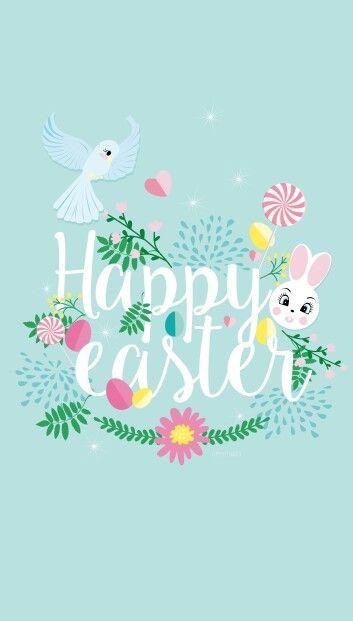 Pin By Nana On Fond D Ecran Iphone Wallpaper Easter Easter Wallpaper Happy Easter Wallpaper