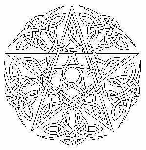 Wiccan Coloring Pages Printable Celtic Coloring Witch Coloring Pages Coloring Pages