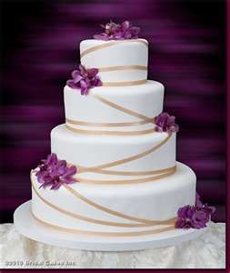 15 Simple but Elegant Wedding Cakes for 2018 | Cakes | Pinterest ...