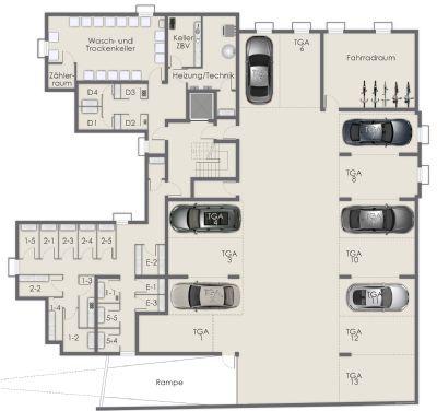 Hermann Immobilien Neubau Erstbezug Schone 3 Zimmer Wohnung Mit Balkon Wohnung Egelsbach 2re2h4x Floor Plans Vesta