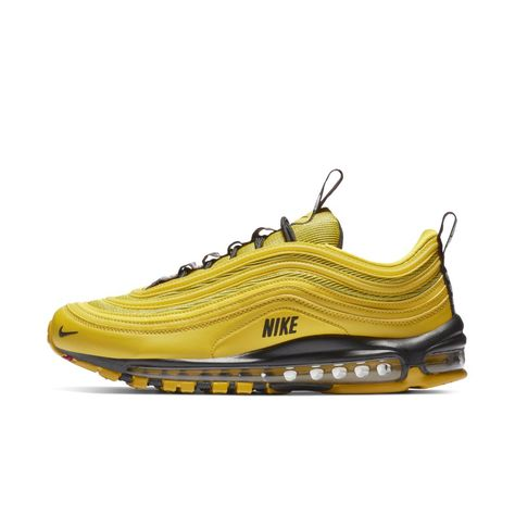 766c4759d26 Nike Air Max 97 Men s Shoe Size 10 (Bright Citron)
