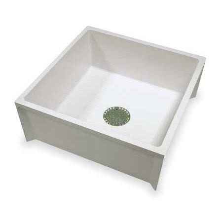 Mustee Mop Sink White 24 In L 63m Kitchenrenovations Mop Sink