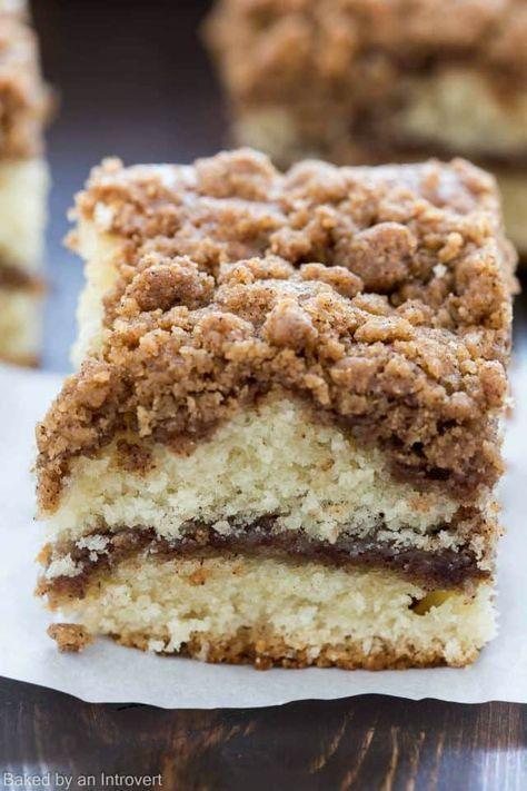 Cinnamon Crumb Coffee Cake Coffee Cake Recipes Easy Cake Recipes Cinnamon Recipes