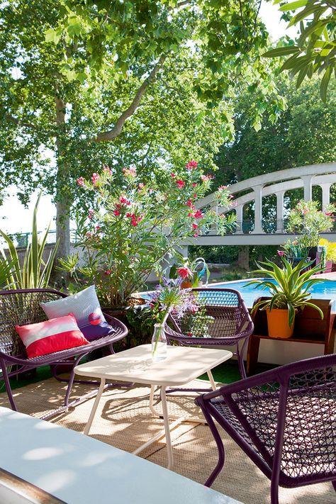 Collection Sixties Fermob Salon De Jardin Meuble Jardin