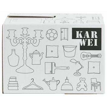 Karwei Verhuisdoos 5 Stuks Kopen Karwei Noppenfolie Verhuizing Inpakpapier