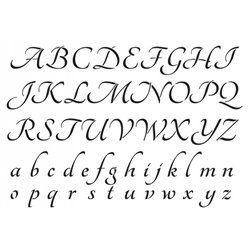 Stencil Letras Cursiva En 2020 Moldes De Letras Cursiva Letras En Cursiva Mayuscula Letras Cursivas