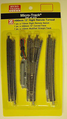 8588 MARKLIN Z Straight Isolation Track LN mini-club // BOX