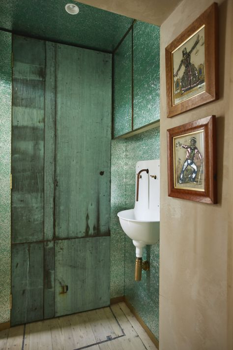 Reuse in Action: A London Townhouse Remodel By Architectural Salvage Masters Retrouvius