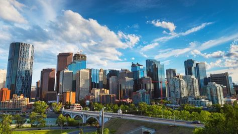10 Cleanest Cities Around The World The Discoverer Calgary