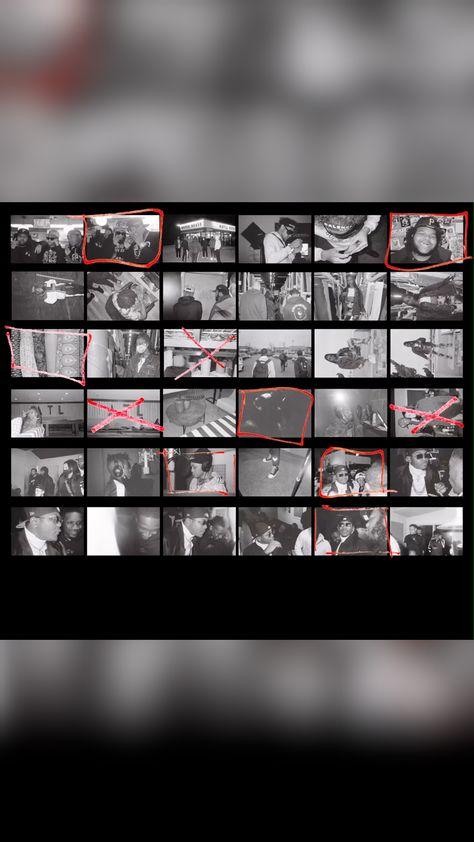 Film scan concepts by Matt Moloney