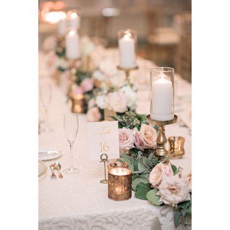 Sage Wedding, Dusty Rose Wedding, Blush Pink Weddings, Blush Wedding Reception, Blush Wedding Flowers, Wedding Long Table Flowers, Flowers On Table, Blush Winter Wedding, May Wedding Colors