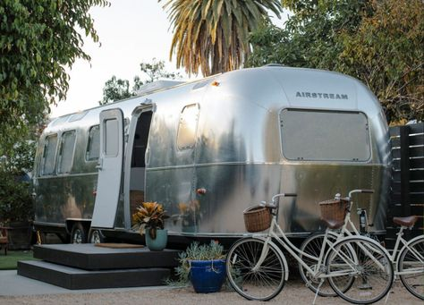 Modern Airstream Hotels in California's Great Outdoors | AutoCamp