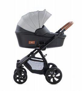 Aero Tutis Buran Kombi Kinderwagen 2 In 1 Mit Liegewanne Und Sportwagen Oder 3 In 1 Mit Autoschale Eco Leder Kinder Wagen Kinderwagen Retro Kinderwagen