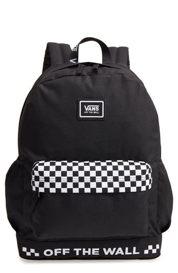 prezzo competitivo 97e6c 02f2e Vans Sporty Realm Plus Backpack | Stylish Backpacks For ...