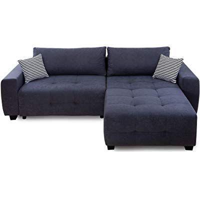 Lifestyle4living Ecksofa Mit Schlaffunktion Eckcouch Eckgarnitur Polsterecke L Couch Sofa L Form Wohnlandschaft Inkl Ruckenkis In 2020 Ruckenkissen Wohnen Ecksofa