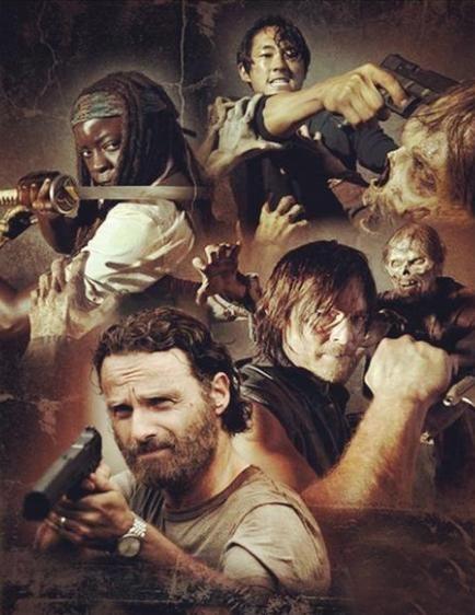 The Walking Dead The Walking Dead Poster Tha Walking Dead