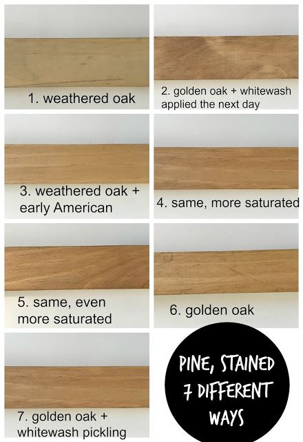 Pretty Real How To Make Pine Look More Like Oak And Other Staining Tips Staining Wood Oak Wood Stain Staining Pine Wood
