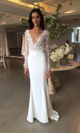 Oscar De La Renta Wedding Dress Used Size 2 3 500 Dresses