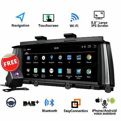 Advertisement Ebay Cam Android 9 0 8 8 Car Stereo Gps Wifi Radio Head Unit For Bmw X3 F25 X4 F26 In 2020 Bmw X3 Car Stereo Gps