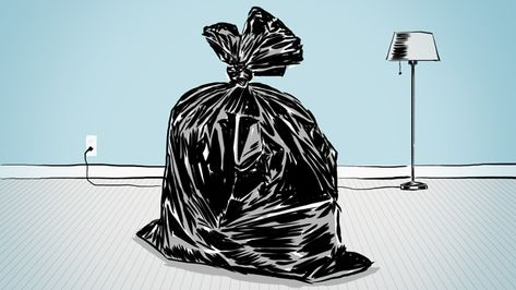 The best thing you can do for yourself and your home is throw shit out. Look around at any given time: I guarantee there are at least 15 items you can toss, recycle or donate. This is not just a good way to live--it is a way of life.
