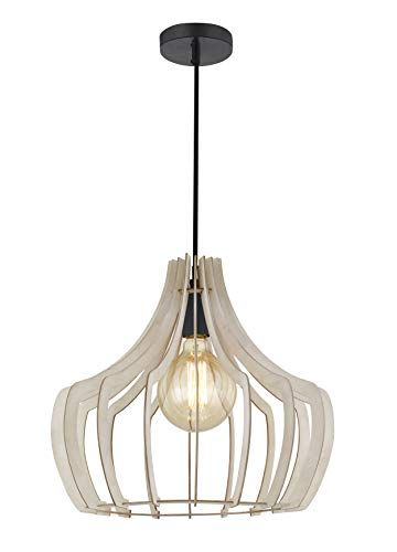 Wooden Hanging Lamp Indoor Wood Pendant Lighting Modern F Https