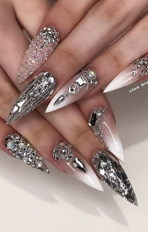 46 Best Nail Art Ideas For Your Hands page 4