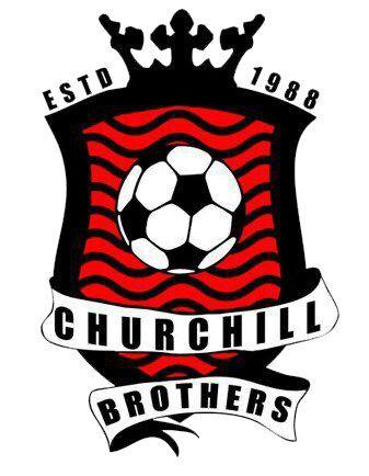 Churchill Brothers Sports Club Escudo Insignias Churchill