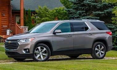 2018 Chevrolet Traverse First Review Chevrolet Traverse Dream Cars Chevy