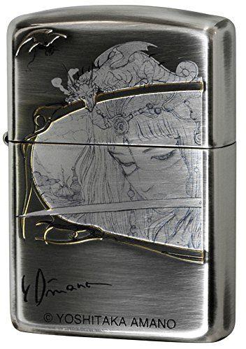 Zippo Amano Yoshitaka 04 001f Shop Zippo Zippo Lighter Vintage